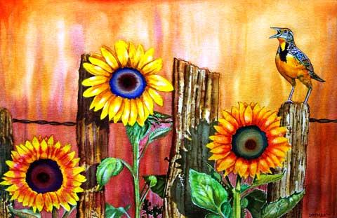 Sunflower-Serinade