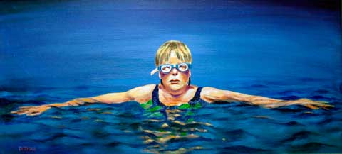Swimming-Susan