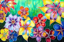 105-Flowers-Of-Transparency